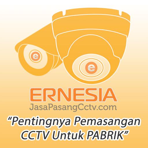Jasa Pasang CCTV di Pabrik